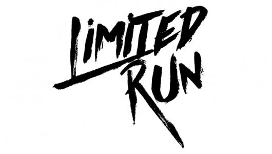 Limited Run Games E3 2018