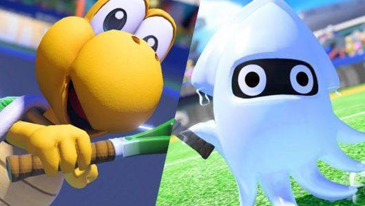 Mario Tennis Aces si arricchirà con due nuovi personaggi