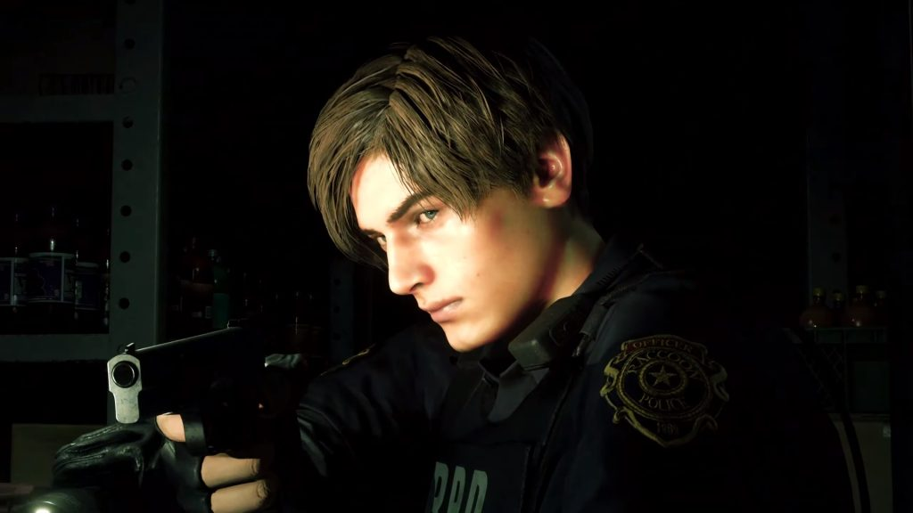 Resident Evil 2 remake nintendo switch