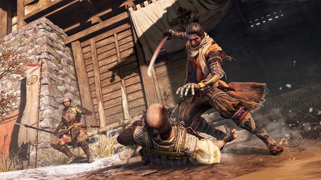 from software Sekiro Shadows Die Twice PC PS4 Xbox One immagine 03