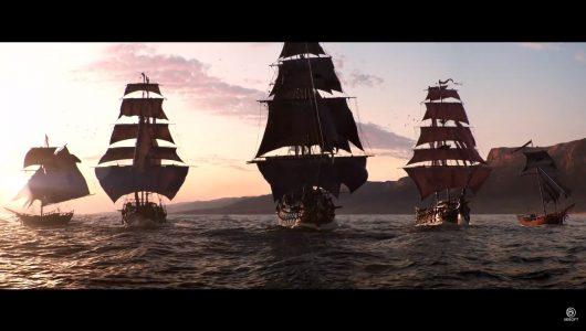 Skull & Bones si presenta all'E3 2018 con un primo gameplay