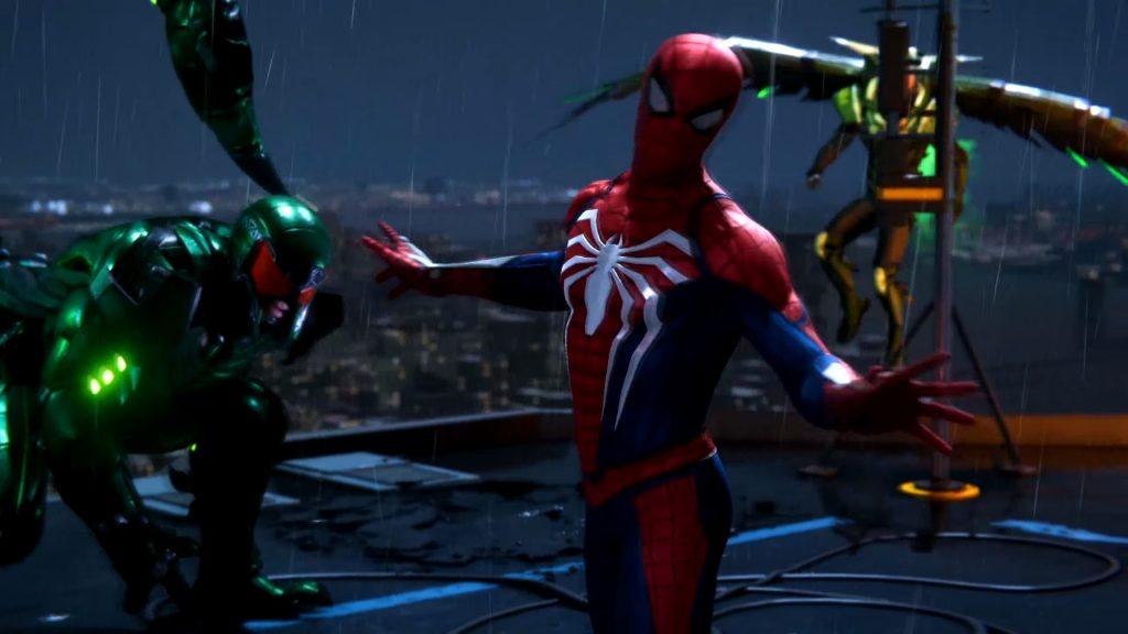 Spider-Man demo