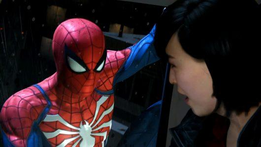 marvel's Spider-Man trailer