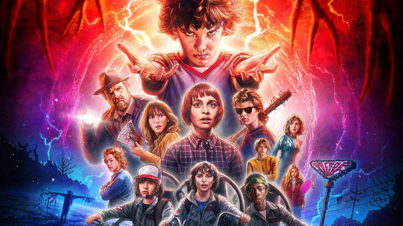 Stranger Things netflix telltale