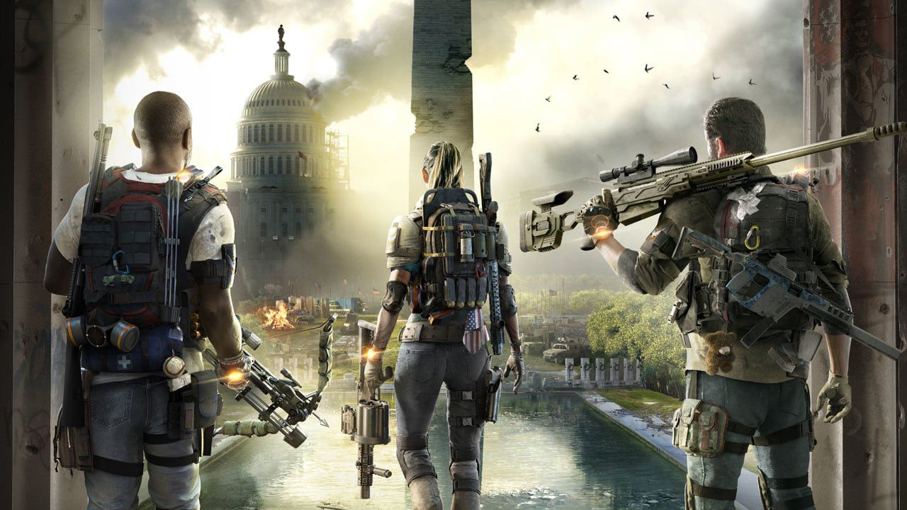 The Division 2 esotici