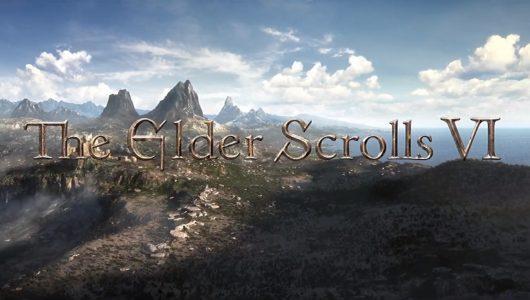 the elder scrolls 6 e3