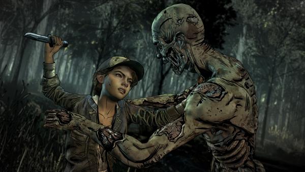 The Walking Dead Season 1 e 2 avvistati per Nintendo Switch