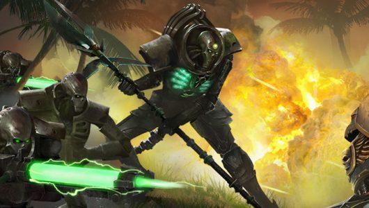 Warhammer 40.000: Gladius - Relics of War, scopriamo i Necron