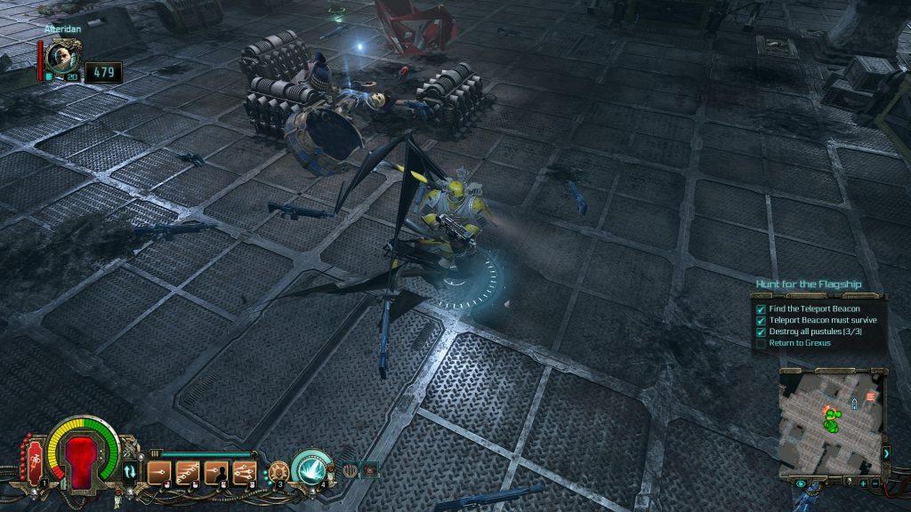 Warhammer 40k Inquisitor Martyr Recensione