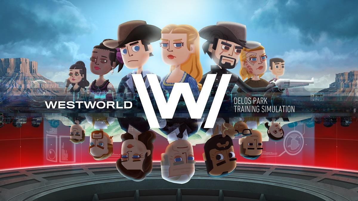 Westworld bethesda warner bros