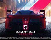 Asphalt 9 Legends è stato scaricato 4 milioni di volte in meno di una settimana