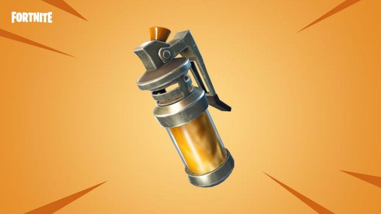 Fortnite aggiunge le Stink Bomb, un nuovo eroe e una nuova modalità