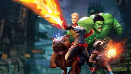 Marvel Powers United VR: l'esperienza completa arriverà a breve