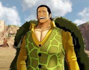 One Piece World Seeker: annunciati tre nuovi personaggi
