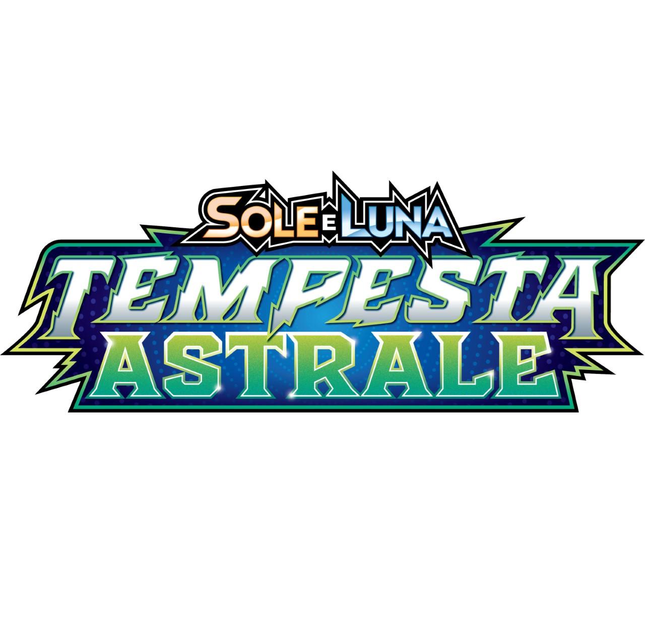 Pokémon GCC: annunciata la nuova espansione Tempesta Astrale