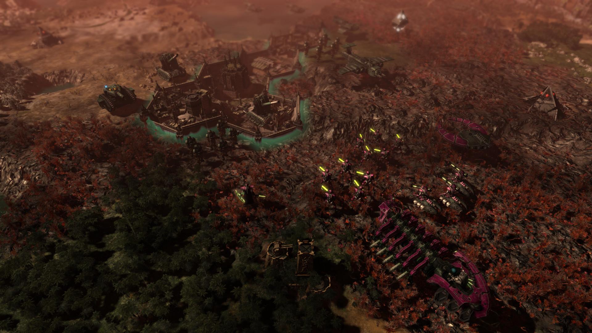 Warhammer 40K Gladius Relics of War Provato