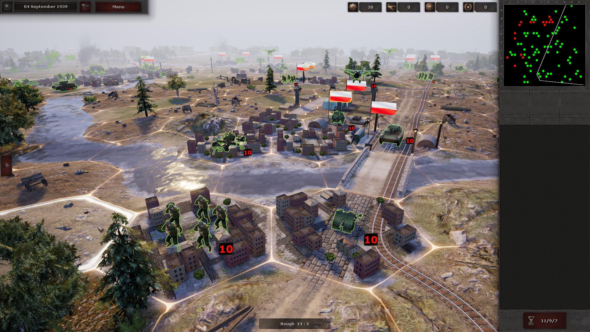 panzer strategy provato