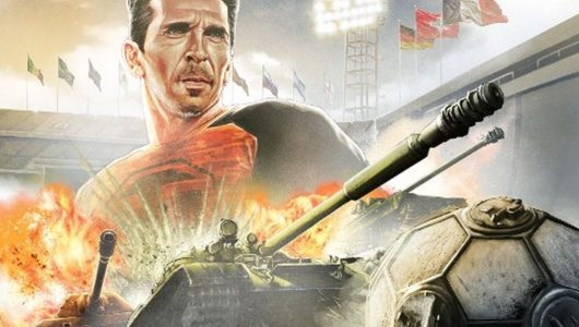 World of Tanks: Buffon sarà la voce dell'evento Tank Football