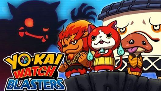 Yo-Kai Watch Blasters annunciato in esclusiva per Nintendo 3DS