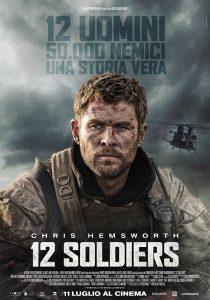 12 soldiers poster