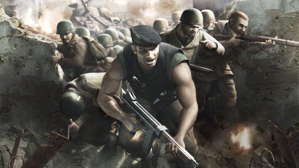 Commandos kalypso media