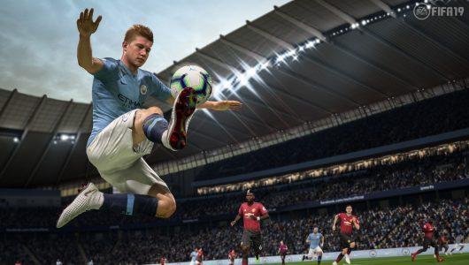FIFA 19 companion app