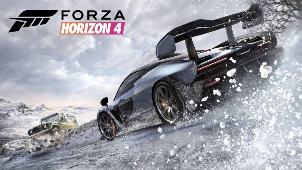 forza horizon 4 auto colonna sonora