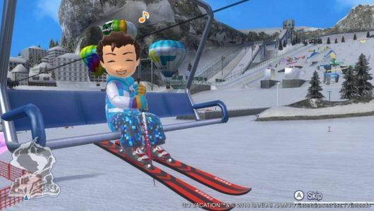 Go Vacation per Switch si mosta in un nuovo trailer panoramico