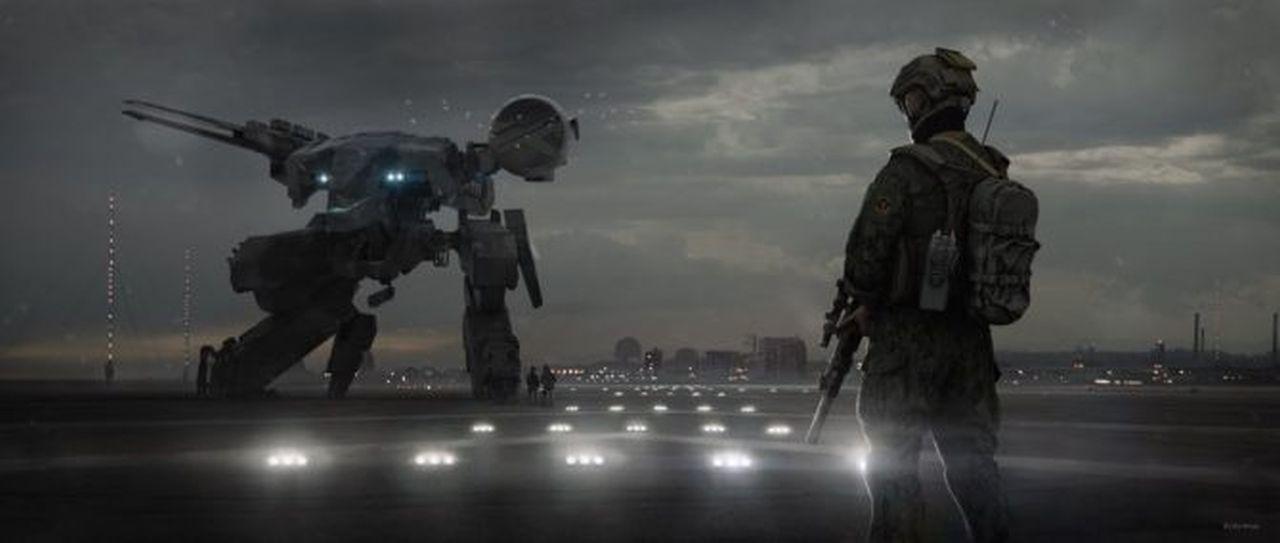 Metal Gear Solid: il director del film celebra l'anniversario con una fan art esclusiva