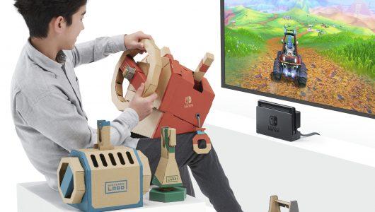 Nintendo Labo Kit Veicoli