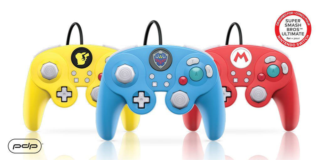 controller gamecube smash