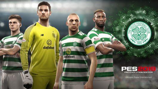 PES 2019: il Celtic si unisce al roster di club presenti nel gioco