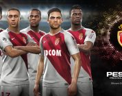 Konami annuncia una partnership con l'AS Monaco per PES 2019