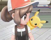 Pokémon Let's Go Pikachu Let's Go Eevee trailer