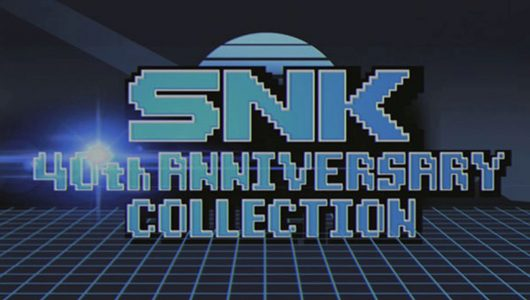 SNK 40th Anniversary Collection ha una data d'uscita europea