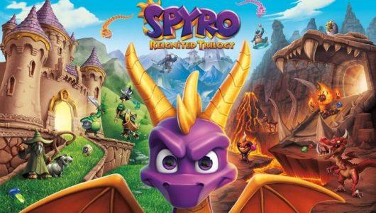 Spyro Reignited Trilogy: vediamo Spyro III in azione in un nuovo gameplay