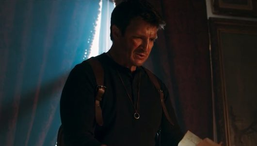 Uncharted Nathan Fillion