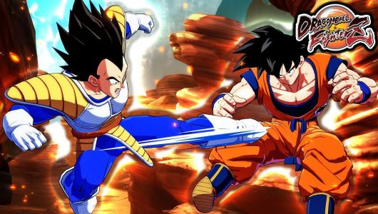 Dragon Ball FighterZ: annunciate le versioni base di Goku e Vegeta