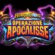 Hearthstone: annunciata la nuova espansione Operazione Apocalisse