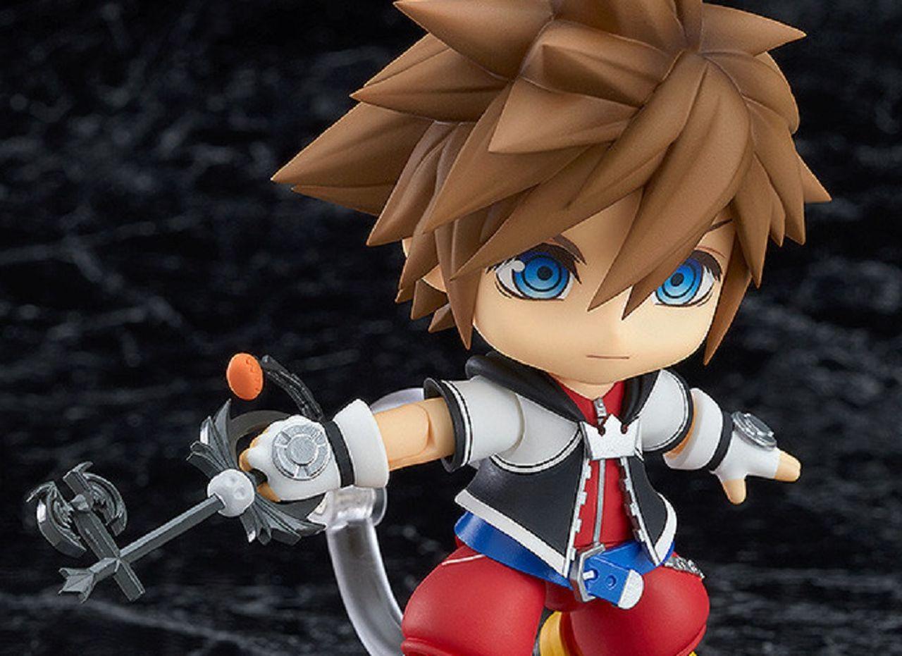 Good Smile annuncia un nuovo Nendoroid dedicato a Sora di Kingdom Hearts