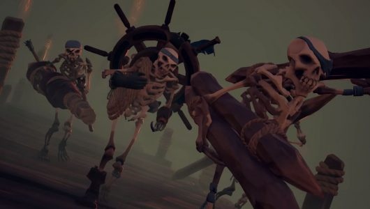 Sea of Thieves: il DLC Forsaken Shores ha una data d'uscita