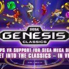 SEGA Mega Drive Classics si aggiorna su PS4 con il supporto al VR