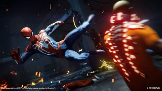 marvel's Spider-Man classifica