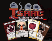 The Binding of Isaac Four Souls è il nuovo card game ispirato al gioco