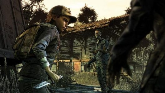 The Walking Dead The Final Season epic games store