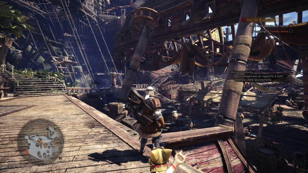 Monster Hunter World Recensione PC