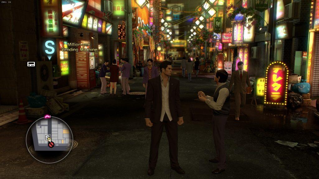 Yakuza 0 recensione