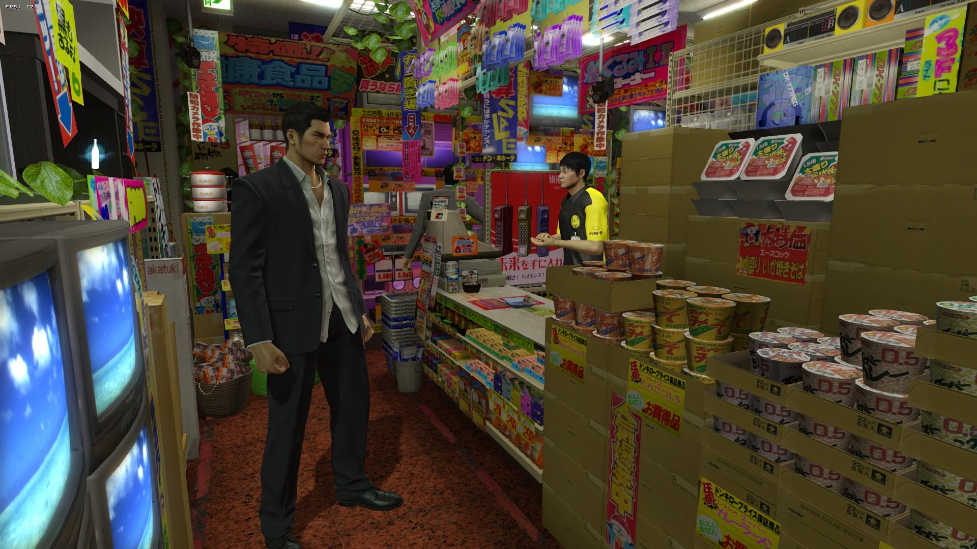 yakuza 0 recensione PC