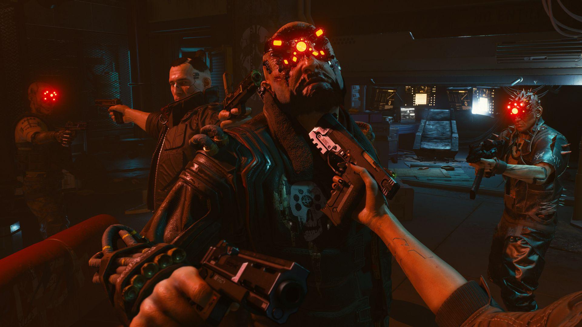 Cyberpunk 2077 Anteprima