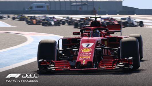 F1 2018 requisiti PC PS4 Xbox One